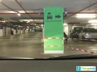 STPARK - Parkgarage Havenwelten Bremerhaven : Ladestation ...