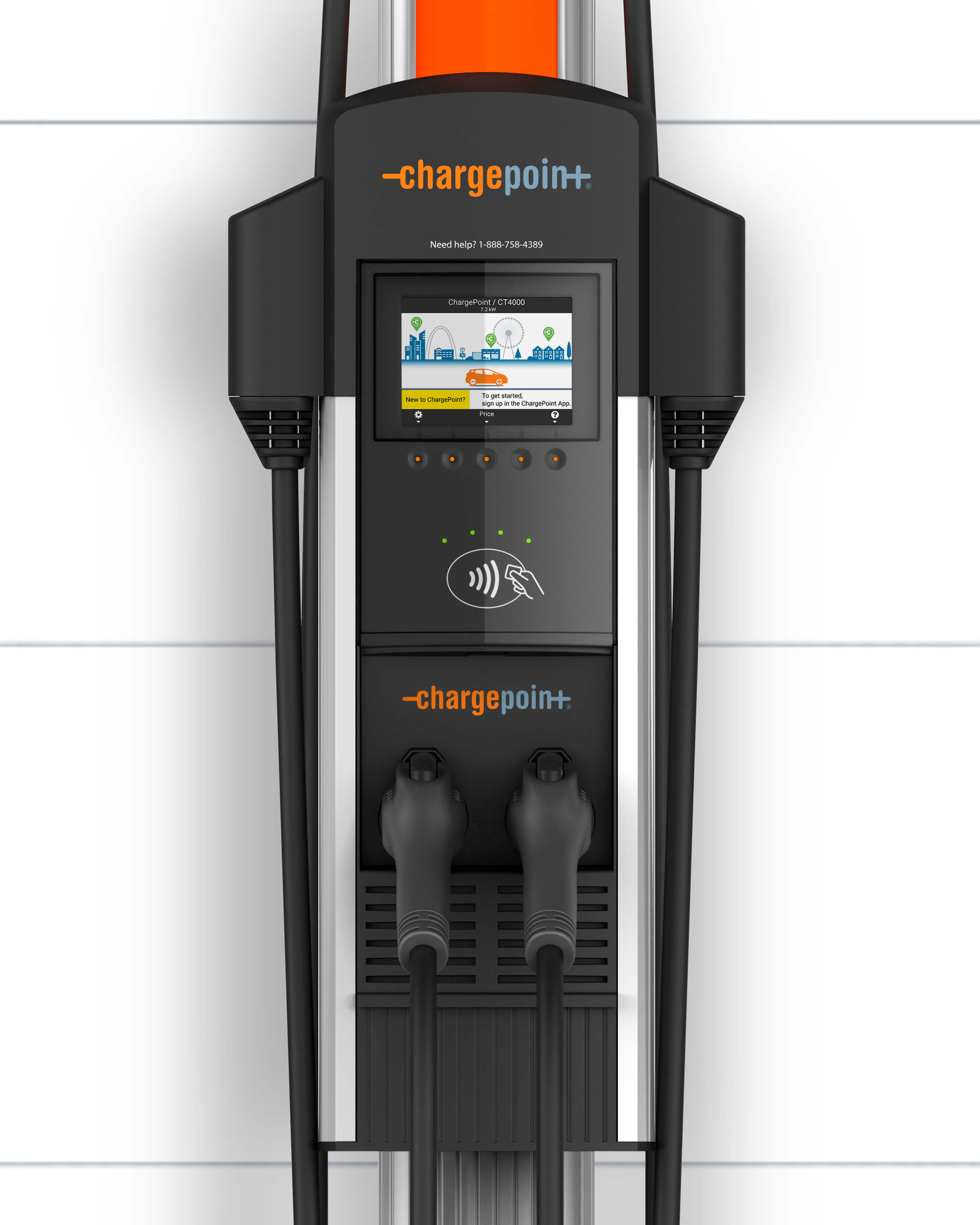Car Manufacturers Owners Ct4000 Family Chargepoint