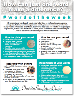 #wordoftheweek tip sheet - magnet