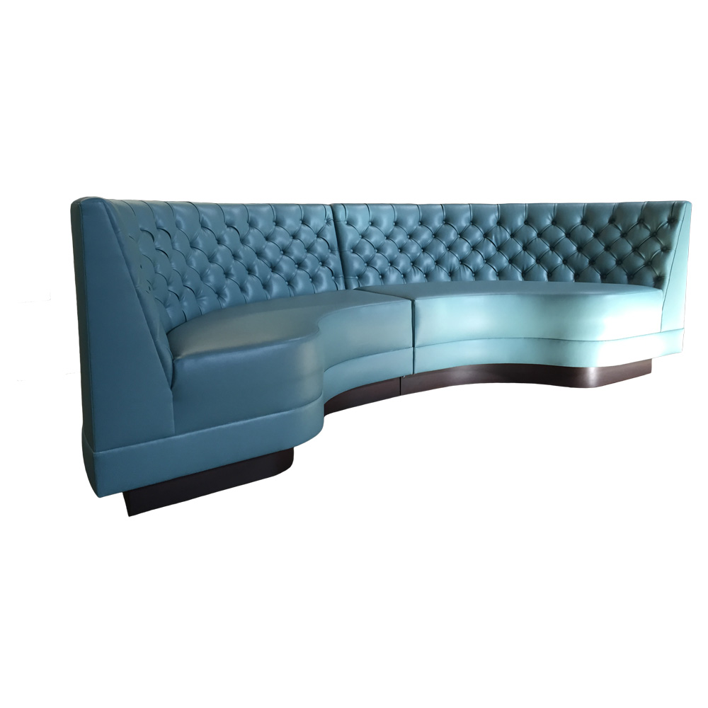 Banquette De Salon Salon Booths Banquettes Charles Alan Inc Made In Usa