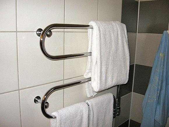 Installing A Heated Towel Rack