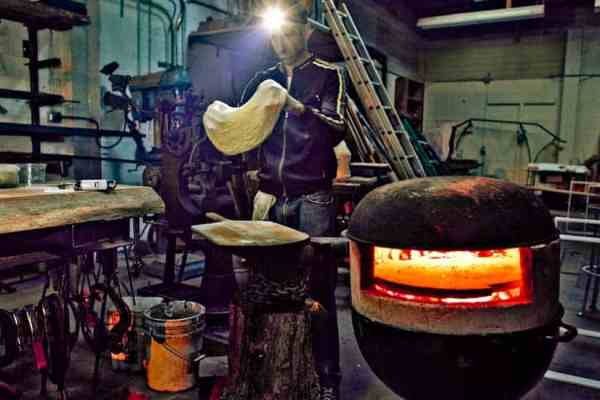 Do-It-Yourself Wood Fired Pizza Oven