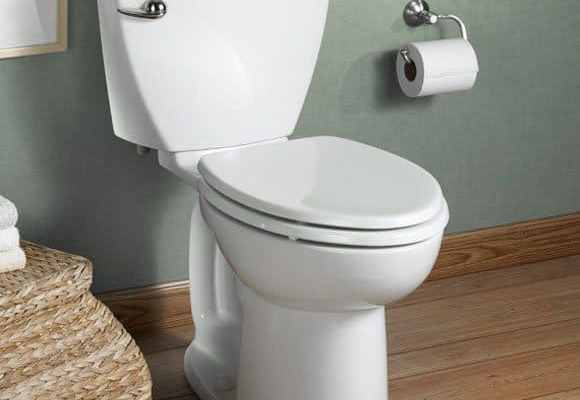 How To Install an American Standard Cadet 3 Toilet – No Tools Required