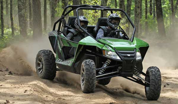 Shopping for Side-by-Side Utility Vehicles