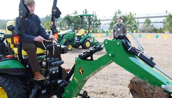 John Deere Tractors Factory Tour