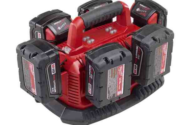 Milwaukee Tools M18 Six Pack Sequential Charger