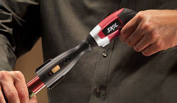 SKIL iXO VIVO – Cordless Screwdriver and Corkscrew