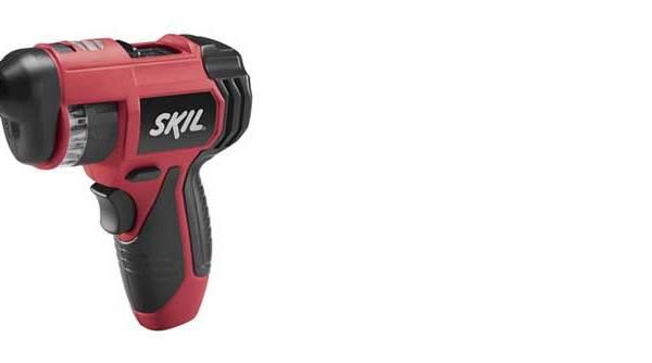 SKIL 360 Quick Select Cordless Screwdriver