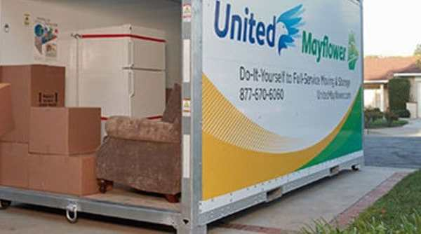 United Mayflower Storage Container Giveaway