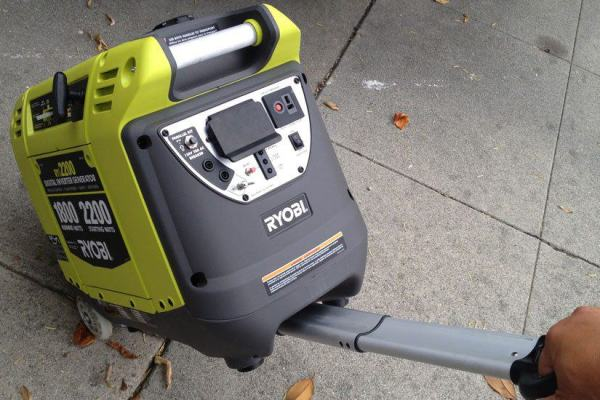 Ryobi 2,200-Watt Gasoline Powered Digital Inverter Generator Review