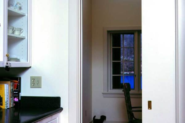 Pocket Doors Install Quickly, Provide Lasting Space-saving Benefits