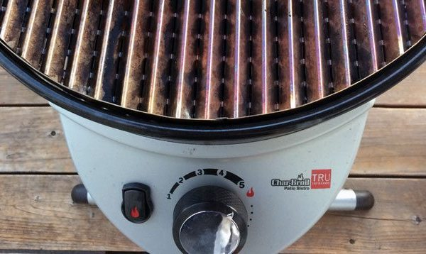 Char-Broil Patio Bistro TRU-Infrared Gas Grill Review