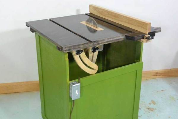 Convert Your Circular Saw into a Table Saw