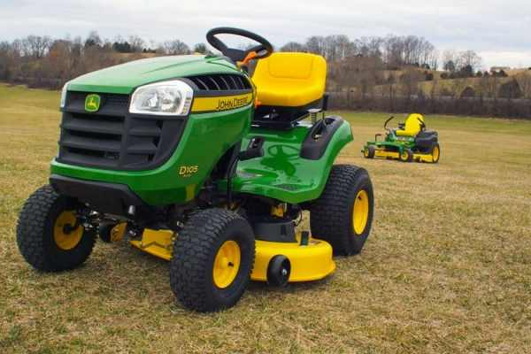 Photo Gallery: John Deere Factory & Test Site in Greeneville