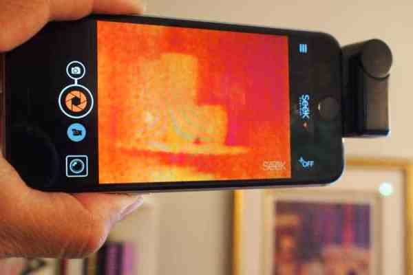 A Thermal Camera for Your Smartphone