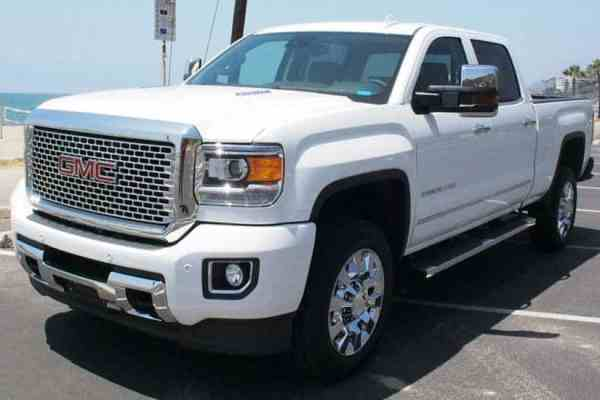 A Week with the 2015 GMC Sierra 2500HD