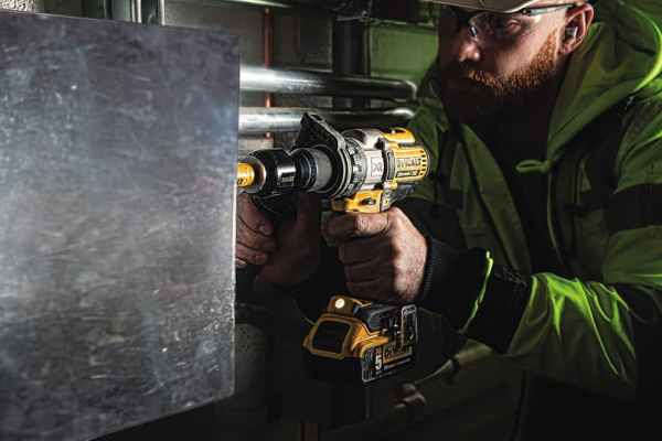 DeWalt Introduces a new Drill/Driver and Hammer Drill