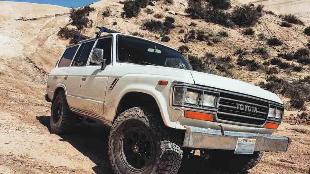 New Project: 1989 Toyota Land Cruiser FJ62