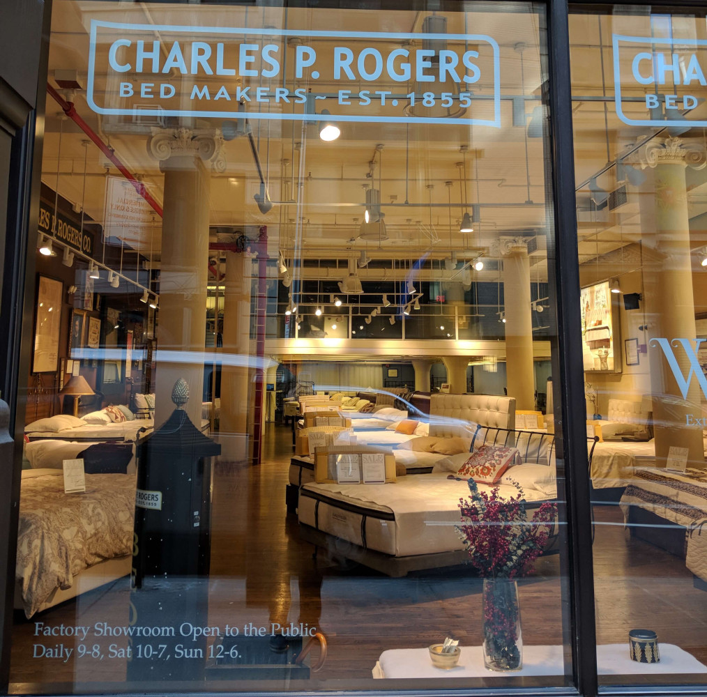 Bed Shops Reading Locations Information Charles P Rogers Est 1855