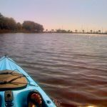 Kayaking in the Middle of Downtown Charleston – it's a sweet life!
