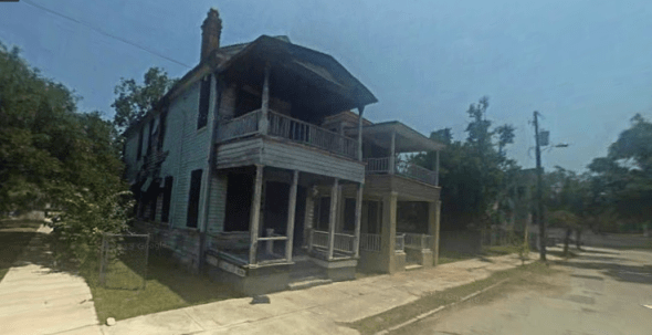 Historic Duplexes