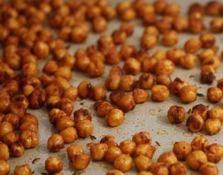 Charley Carlin - Baked Garbanzo Beans