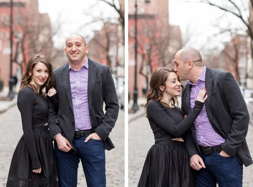 West Village Engagement Portraits, Charlie Juliet Photography