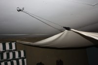 Drop (Cloth) Ceiling  Let's Face the Music