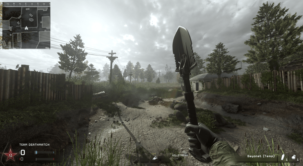 Schwarzmarkt Waffen in Modern Warfare Remastered