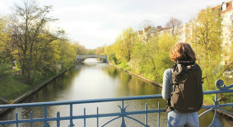 Best Travel Backpack from Charlie on Travel's Eco-Friendly Travel Packing List