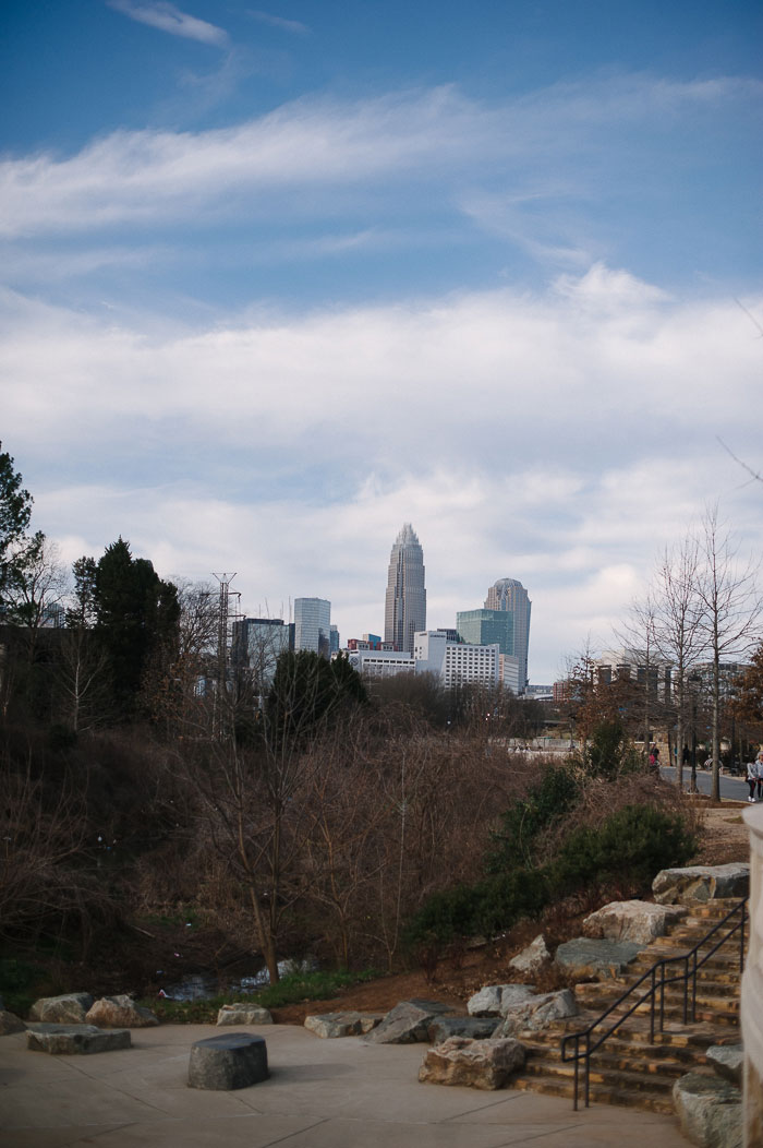 Charlotte Home Builders The Dogs (and Humans) Of Little Sugar Creek Greenway