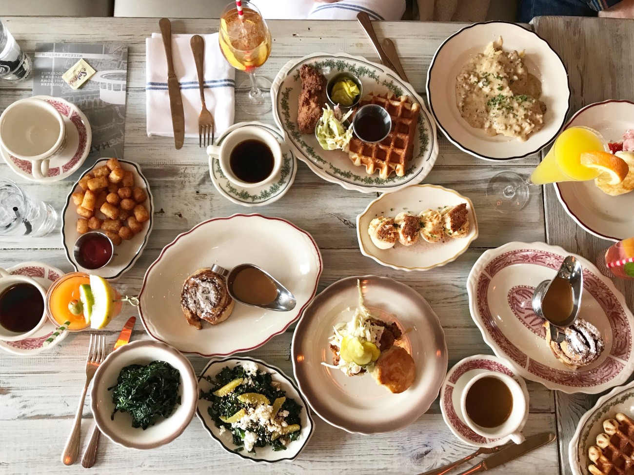 Brunch Best 10 Best Brunch Spots In Charlotte Plus What To Order At Each