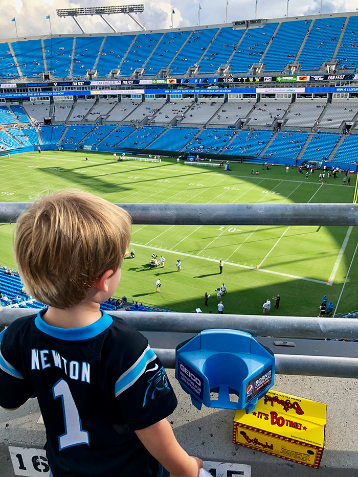 10 things this Panthers fan wishes you\u0027d stop doing at Bank of