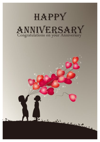 Anniversary Card Template charlotte clergy coalition