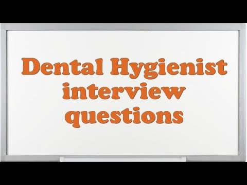 Dental Hygienist Interview Questions charlotte clergy coalition