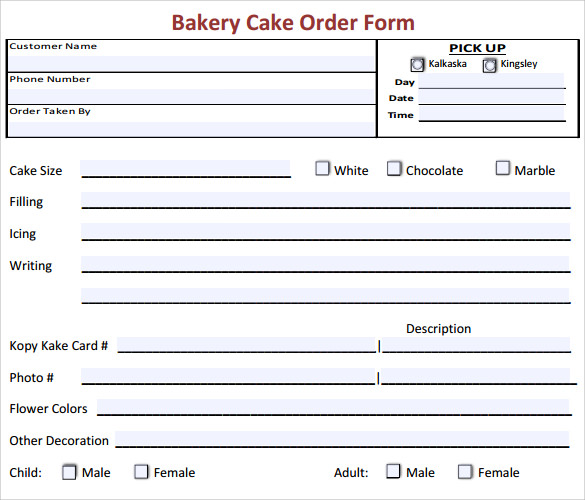 Order Forms Sample charlotte clergy coalition