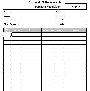 Purchase Requisition Template charlotte clergy coalition