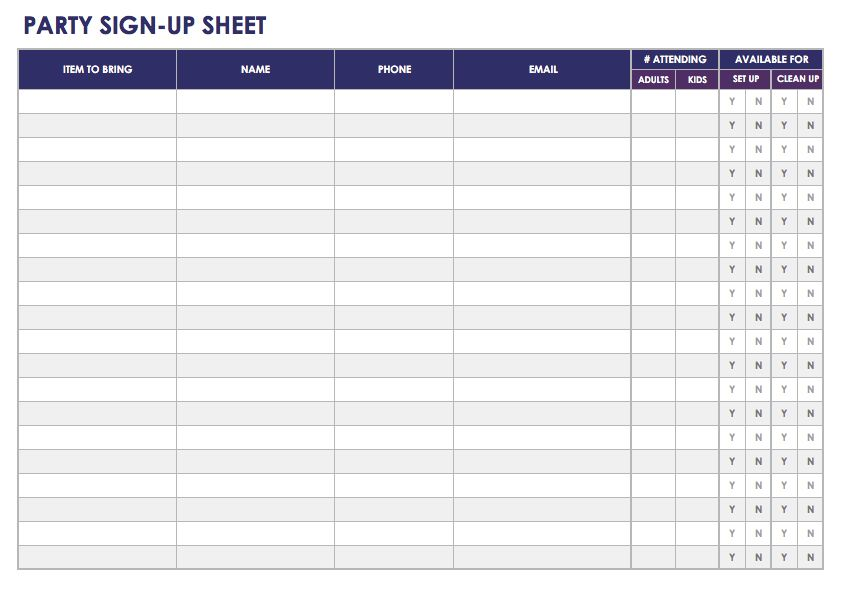 Template For Sign In Sheet charlotte clergy coalition - class sign in sheet