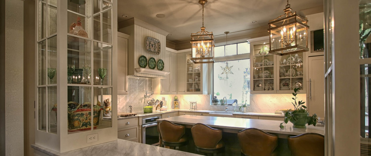 Fine furniture quality custom cabinetry