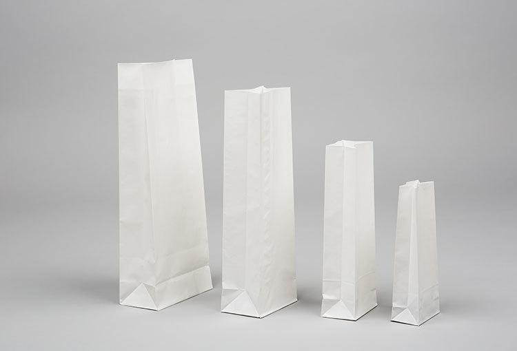 Kraft Paper Block Bottom Bags Charlotte Express Packaging