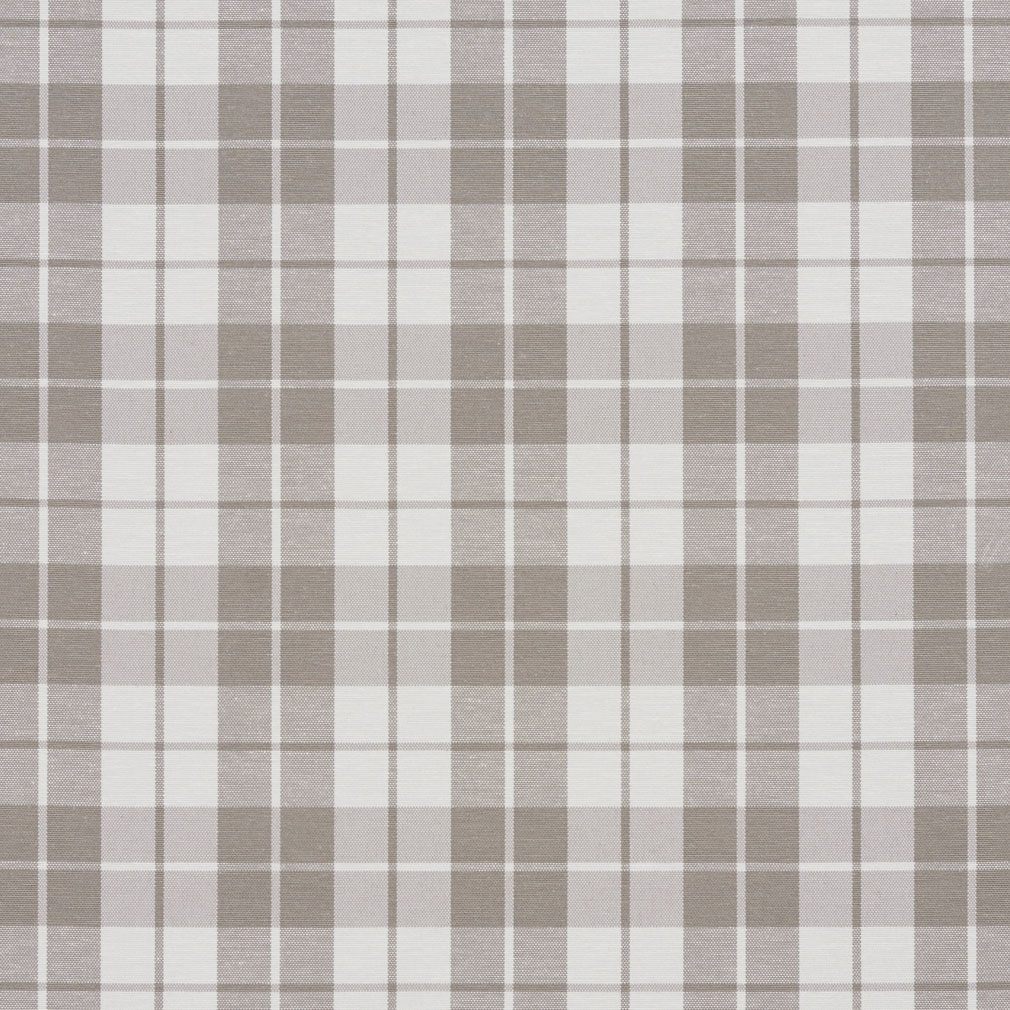 Plaid Taupe 1570 Taupe Plaid Charlotte Fabrics