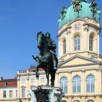Bronze statue of of Frederick William I, Elector of Brandenburg