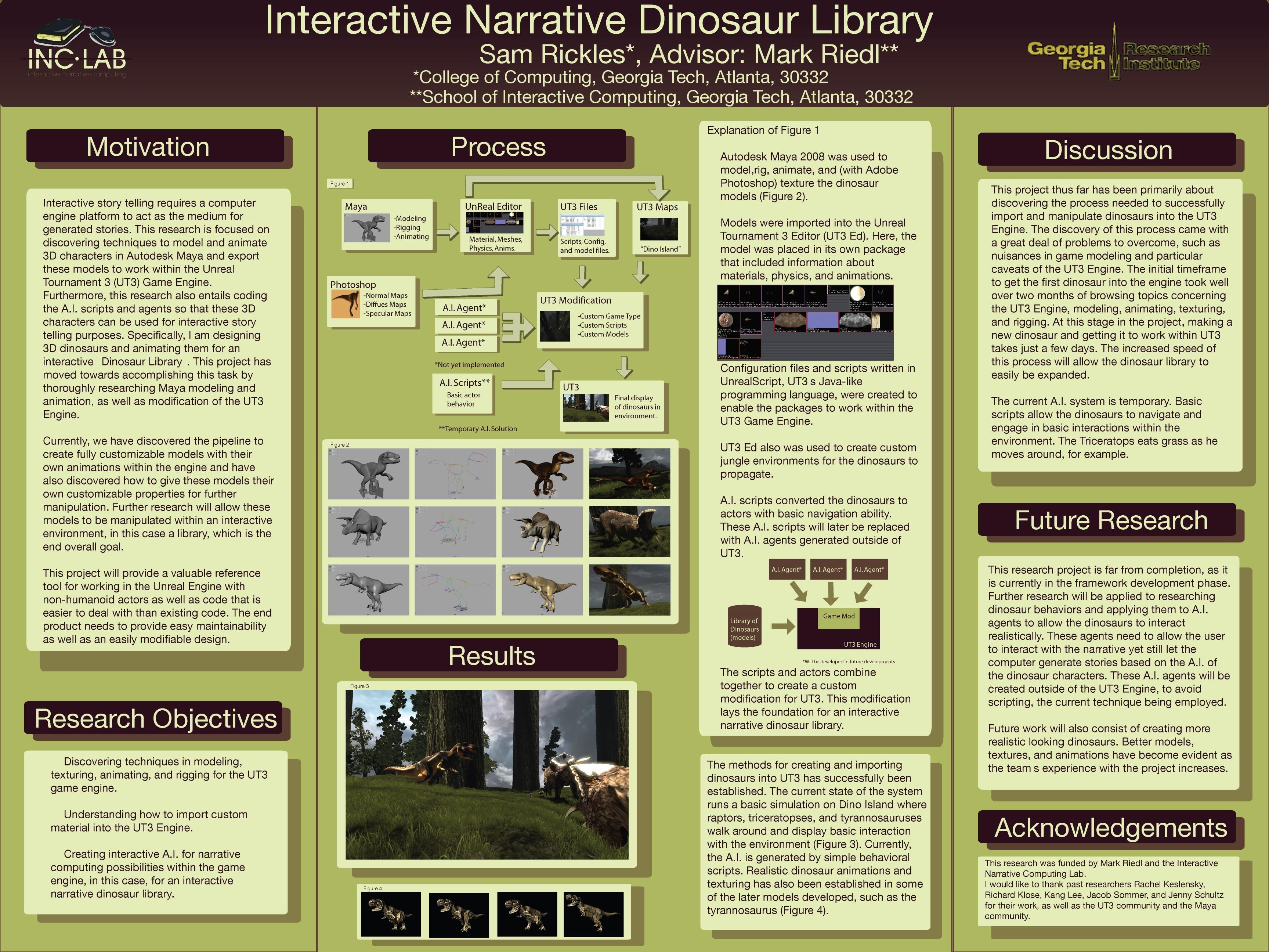 scientific investigation template