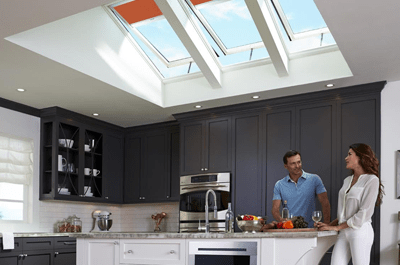 skylight and solar tube installation