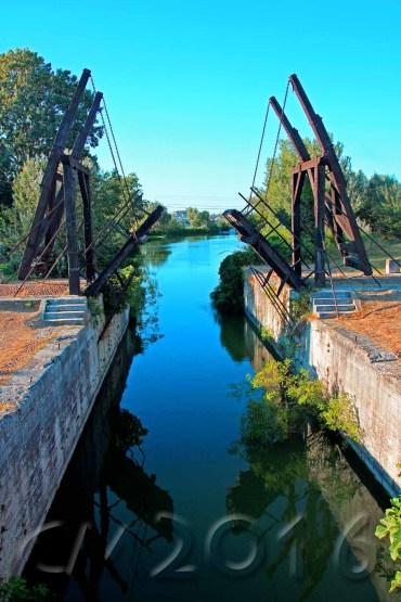 Pont de Langlois, Arles, Autor: charlotte moser