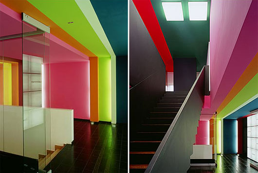 COLOR PALLET RAINBOW Charm City Design