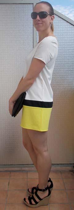 Ma petite robe Monshowroom (2)- Charonbelli's blog mode