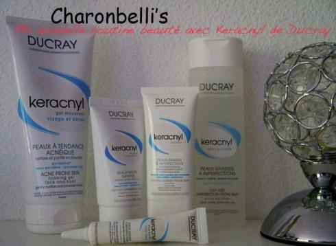 Routine beauté Keracnyl de Ducray (2)- Charonbelli's blog beauté