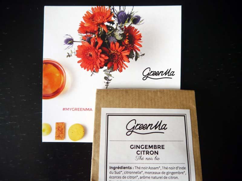 Mon shortbread ultra rapide et sa chantilly au thé Greenma - Charonbelli's blog lifestyle