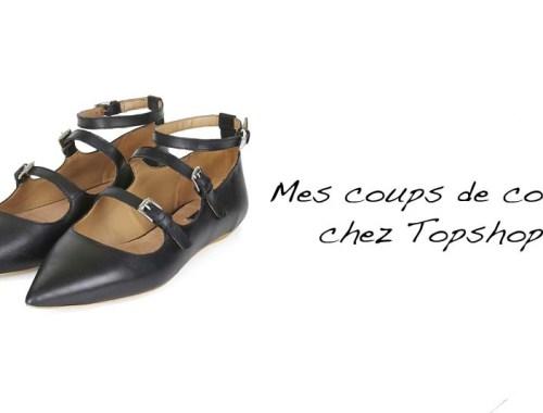 Mes coups de coeur chez Topshop - Photo à la Une - Charonbelli's blog mode